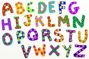 funky-alphabet