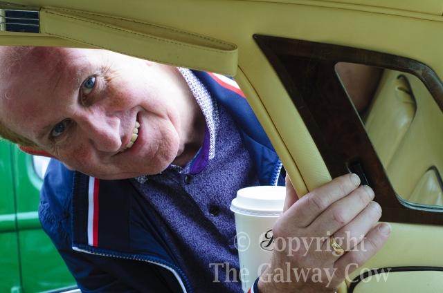 Colum Madden Galway Rolls Royce