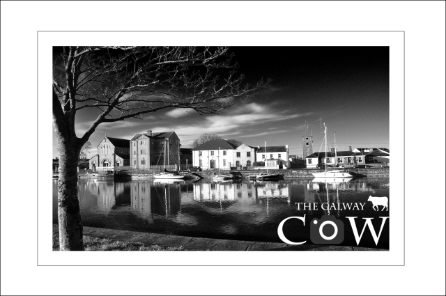 The Claddagh B+W Mounted B+W.jpg