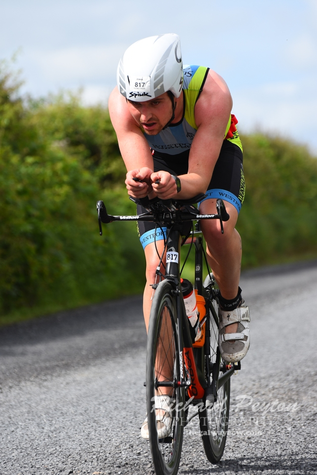 chlinn O'Reilly lough cutra triathlon photos 2017