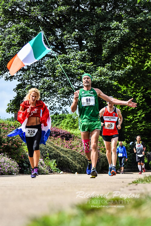 Aidan Hogan - Irish 24 Hour Running Team 2017