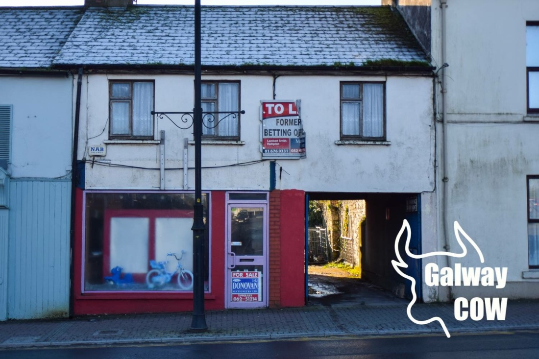 Empty Business Premises, Tipperary Town