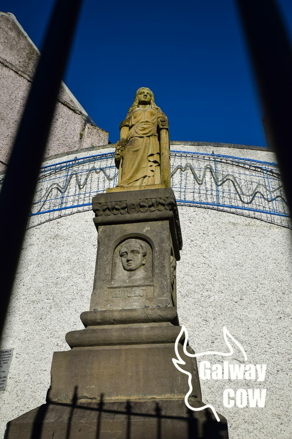 The Maid of Erin Statue, Tipperary Town